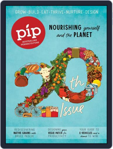 Pip Magazine (Digital) May 1st, 2021 Issue Cover