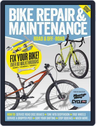 Bike Repair and Maintenance Magazine (Digital) August 8th, 2017 Issue Cover
