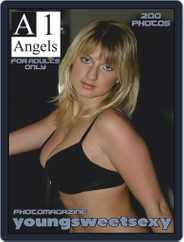 A1 Angels Sexy Girls Adult Photo Magazine (Digital) Subscription October 10th, 2020 Issue