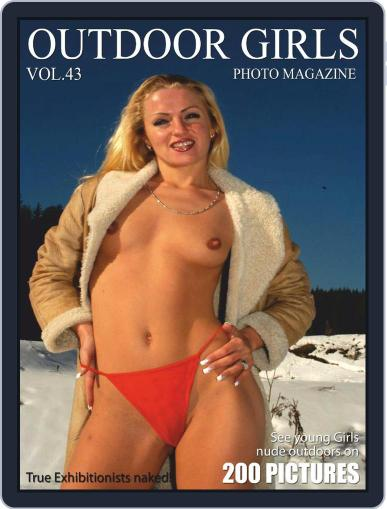 Outdoor Girls Adult Photo Magazine (Digital) February 17th, 2021 Issue Cover