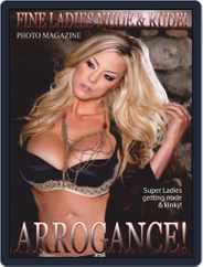 Arrogance Adult Photo Magazine (Digital) Subscription November 10th, 2020 Issue