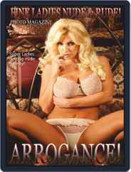 Arrogance Adult Photo Magazine (Digital) Subscription September 10th, 2020 Issue