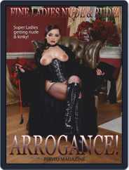 Arrogance Adult Photo Magazine (Digital) Subscription July 10th, 2021 Issue