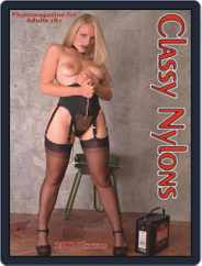 Classy Nylons Adult Photo Magazine (Digital) Subscription April 12th, 2021 Issue