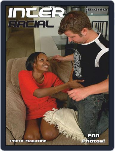 Interracial Adult Photo Magazine (Digital) September 14th, 2020 Issue Cover