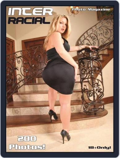 Interracial Adult Photo Magazine (Digital) February 19th, 2021 Issue Cover