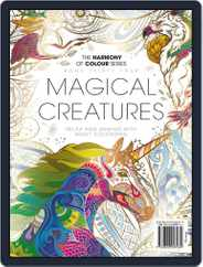 Colouring Book: Magical Creatures Magazine (Digital) Subscription August 28th, 2017 Issue