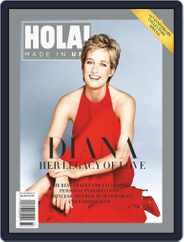 HOLA! USA: Diana 20th Anniversary Magazine (Digital) Subscription October 9th, 2017 Issue