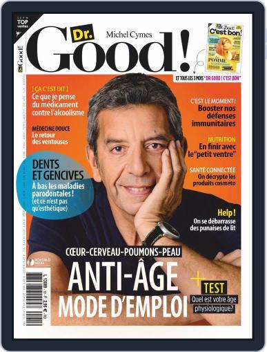 Docteur GOOD Magazine (Digital) September 1st, 2020 Issue Cover