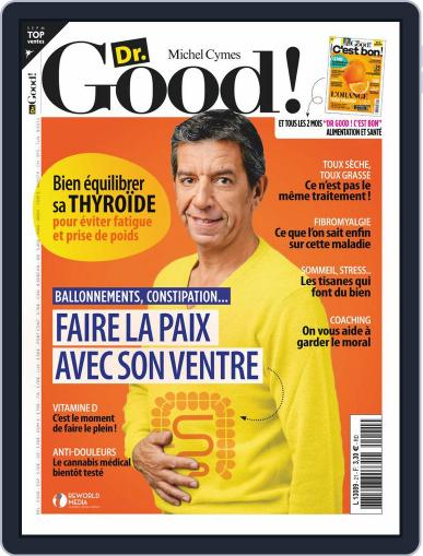 Docteur GOOD Magazine (Digital) January 1st, 2021 Issue Cover