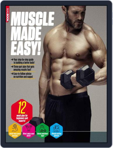 Muscle Made Easy Magazine (Digital) September 1st, 2017 Issue Cover
