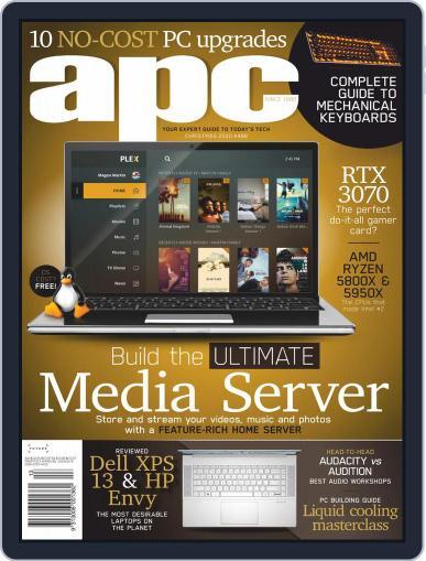 APC Magazine (Digital) November 2nd, 2020 Issue Cover