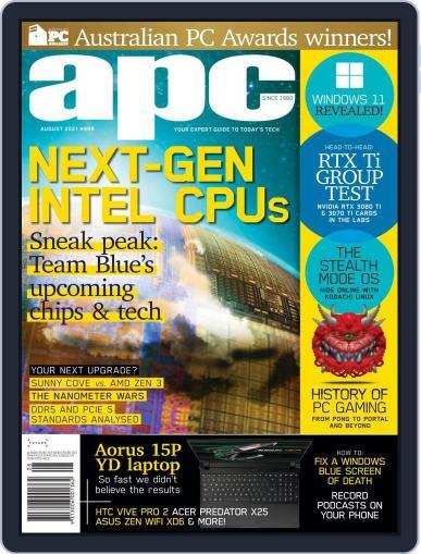 APC Magazine (Digital) August 1st, 2021 Issue Cover