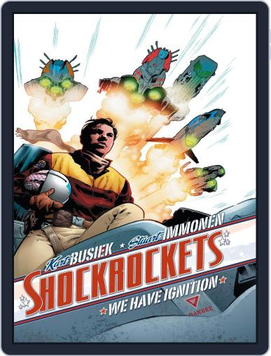 Shockrockets Magazine (Digital) October 1st, 2013 Issue Cover