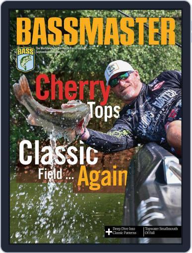 Bassmaster Magazine (Digital) September 1st, 2021 Issue Cover