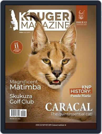 Kruger Magazine (Digital) July 1st, 2020 Issue Cover