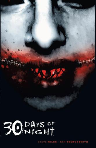 30 Days of Night June 1st, 2012 Digital Back Issue Cover