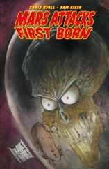 Mars Attacks: First Born Magazine (Digital) Subscription December 1st, 2014 Issue