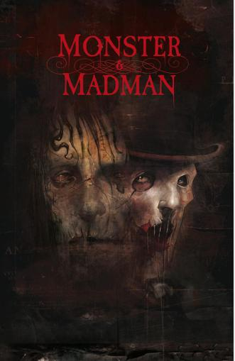 Monster & Madman Magazine (Digital) September 1st, 2014 Issue Cover