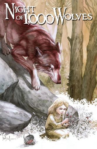 Night of 1,000 Wolves Magazine (Digital) November 1st, 2012 Issue Cover
