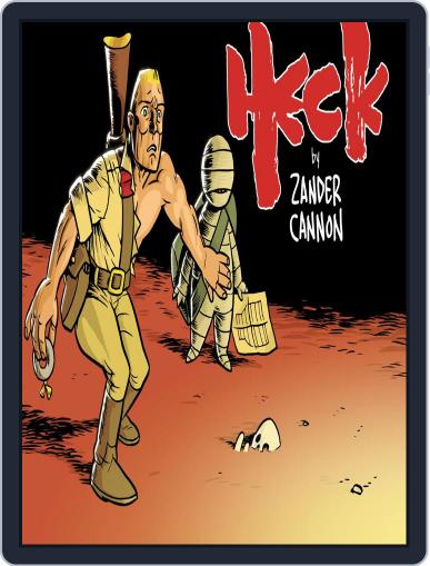 Heck June 1st, 2013 Digital Back Issue Cover