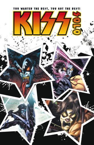 Kiss Solo Magazine (Digital) June 1st, 2013 Issue Cover
