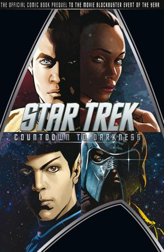 Star Trek: Countdown To Darkness April 1st, 2013 Digital Back Issue Cover