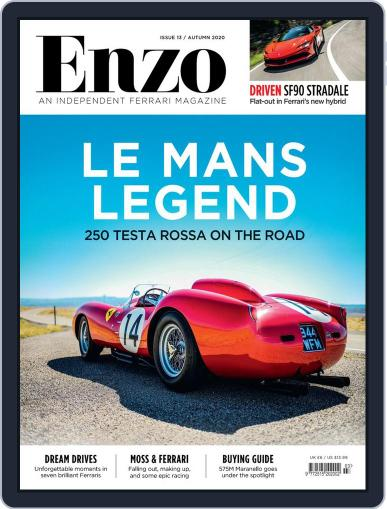 Enzo Magazine (Digital) July 9th, 2020 Issue Cover