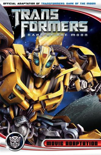 Transformers 3 Movie Adaptation - Dark of the Moon Magazine (Digital) April 1st, 2012 Issue Cover