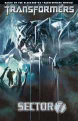 Transformers: Sector 7 Magazine (Digital) Subscription December 1st, 2011 Issue