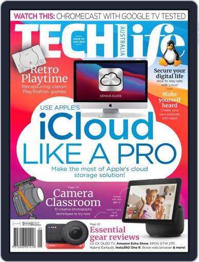 TechLife Magazine (Digital) May 1st, 2021 Issue Cover