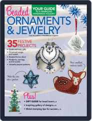 Beaded Ornaments & Jewelry Magazine (Digital) Subscription October 6th, 2017 Issue