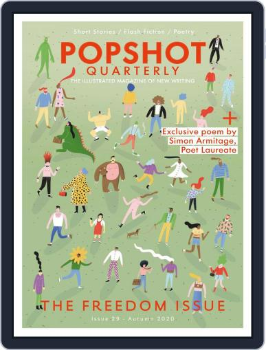 Popshot Magazine (Digital) July 30th, 2020 Issue Cover