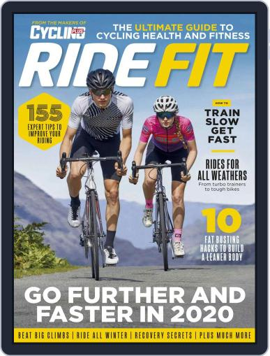 Ride Fit February 13th, 2020 Digital Back Issue Cover