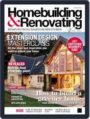 Homebuilding & Renovating Magazine (Digital) Subscription January 1st, 2021 Issue