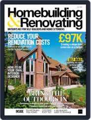 Homebuilding & Renovating Magazine (Digital) Subscription July 1st, 2021 Issue