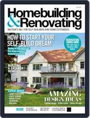 Homebuilding & Renovating Magazine (Digital) Subscription May 1st, 2021 Issue