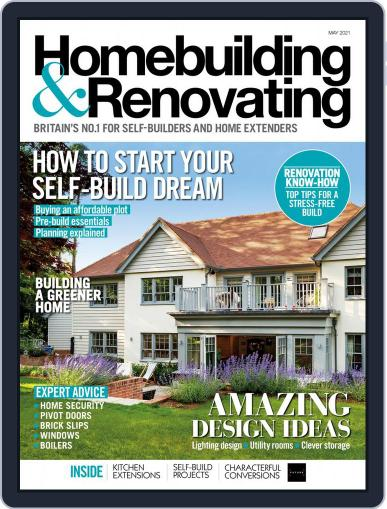 Homebuilding & Renovating Magazine (Digital) May 1st, 2021 Issue Cover