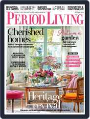 Period Living Magazine (Digital) Subscription October 1st, 2021 Issue
