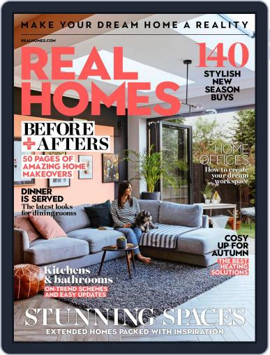 Real Homes Magazine (Digital) October 1st, 2020 Issue Cover