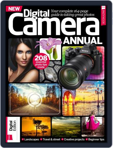Digital Camera Annual Magazine November 14th, 2017 Issue Cover