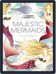 Colouring Book: Magestic Mermaids Magazine (Digital) Subscription November 22nd, 2017 Issue