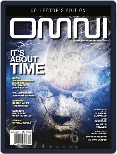 OMNI December 1st, 2017 Digital Back Issue Cover