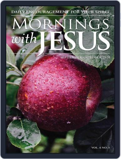 Mornings with Jesus Magazine (Digital) September 1st, 2020 Issue Cover