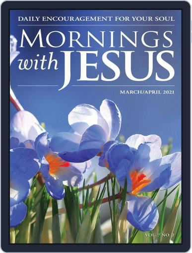 Mornings with Jesus Magazine (Digital) March 1st, 2021 Issue Cover