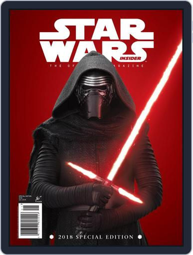 Star Wars Insider - 2018 Special Edition January 1st, 2018 Digital Back Issue Cover