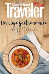 Condé Nast Traveler. GUÍA GASTRONÓMICA 2018 Magazine (Digital) Subscription January 1st, 2018 Issue