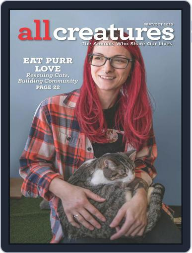 All Creatures Magazine (Digital) September 1st, 2020 Issue Cover
