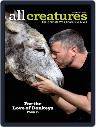 All Creatures Magazine (Digital) September 1st, 2021 Issue Cover
