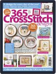 365 Cross Stitch Designs Magazine (Digital) Subscription February 13th, 2020 Issue
